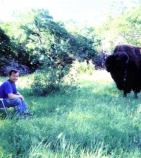 A Texas rancher doing great after surgical treatment for chronic prostatitis.